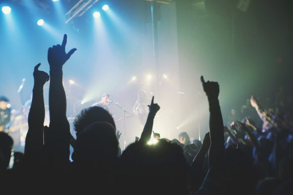 Blood, Sweat and Glitter: Why don't more adults go to indie gigs?
